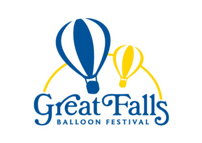 Great Falls Balloon Festival logo