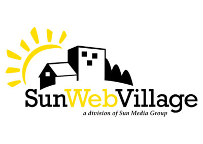 Sun Web Village logo