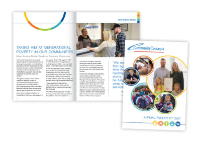 Community Concepts annual report