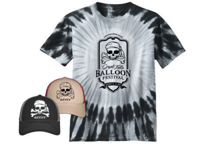 Great Falls Balloon Festival adult apparel