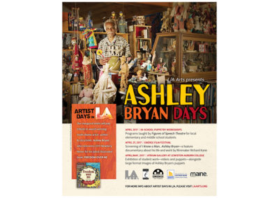 L/A Arts Ashley Bryan Days
