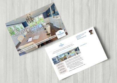 Newagen Inn direct mail spec