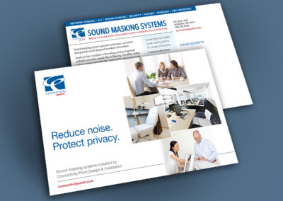 Connectivity Point direct mail spec